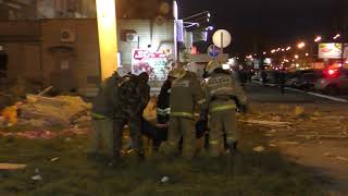 Взрыв в Ижевске Достали из-под завала погибшего
