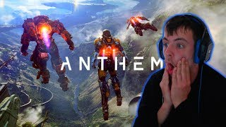 My First Look At - Anthem Trailer , Release Date 2019