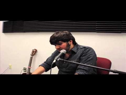 In The Studio: Christian Johns
