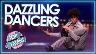 DAZZLING DANCE Auditions On Holland