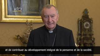 Accord Chine-Vatican : la déclaration du cardinal Parolin