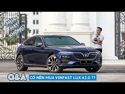 Có nên mua VinFast Lux A2.0? BMW X7 hay Lexus LX570 đáng tiền hơn?