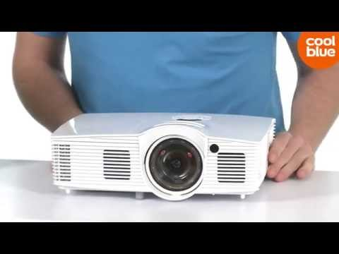 Optoma GT1080 beamer productvideo (NL/BE)