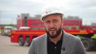 ролик для компании ПИК индустрия
