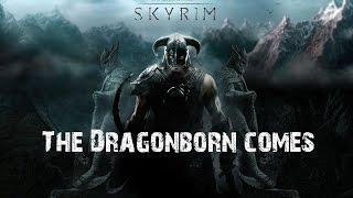 The Dragonborn comes (Русская версия)