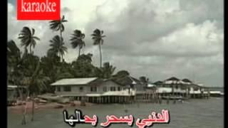 Arabic Karaoke hilwy w ya niyalha zaky nassif