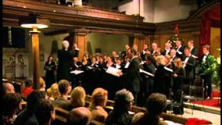 Nonsuch Singers (conductor: Graham Caldbeck) Herbert Howells - A spotless rose