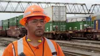 Careers at BNSF: Chris Olivares, Carman
