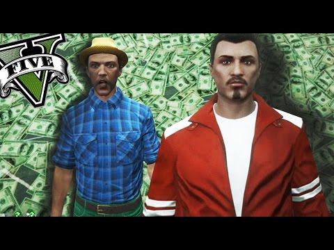 GTA V Online - COMO MALGASTA 4 MILLONES DE DOLARES!! - NexxuzHD