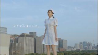 感動歌うまアカペラCM3本篠崎愛満島ひかりNMB48山本彩