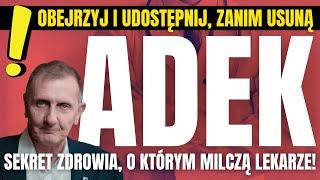 Hubert Czerniak TV – Sekret ZDROWIA, o którym milczą lekarze! Witaminy A, D3, E, K2 MK7