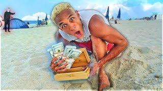 i found 60,000$ in Miami & got R0BBED in seconds
