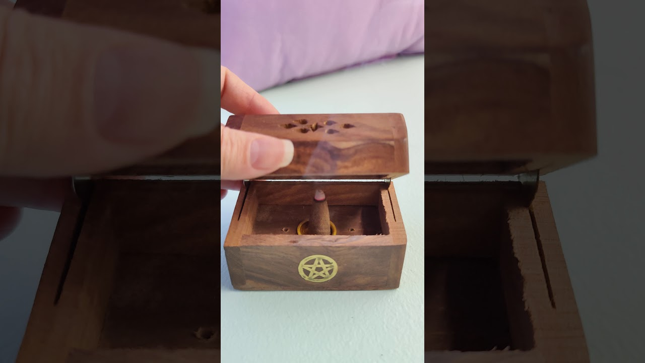 Small smoke box pentagram
