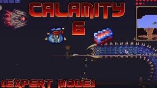 Terraria Calamity (Expert Mode) Ep. 6: DESERT SCOURGE  VICTIDE!