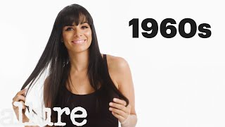 100 Years Of Long Hair | Allure