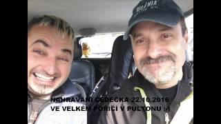 """Video PETR """"JIRDA"""" JIRÁSEK BAND NAHRÁVÁNÍ CD 22.10.2016 V PULTONU :-)"""