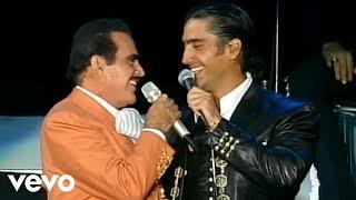Vicente Fernández, Alejandro Fernández - Amor De Los Dos