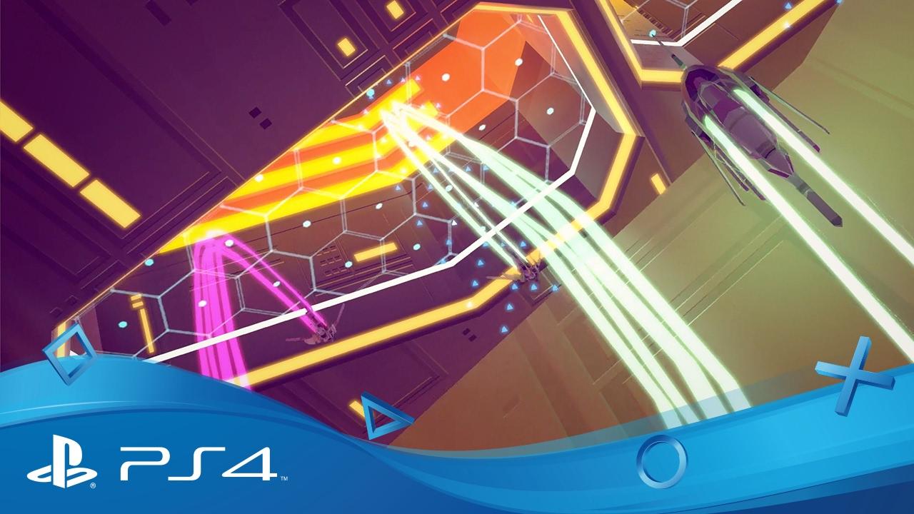 Lightfield, un jeu de course ultra-futuriste, arrive sur PS4