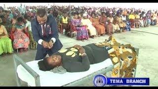 ANGEL OBINIM RESURRECT  DEAD WOMAN INSTANTLY