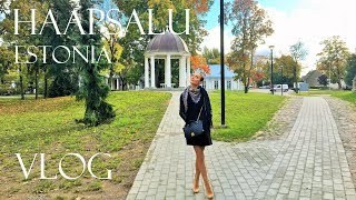 Хаапсалу | Эстония | Влог | Haapsalu | Estonia