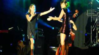 Maria Rita & Samantha Schmutz - Encontros e Despedidas
