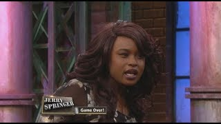 Naee Hires An Escort (The Jerry Springer Show)