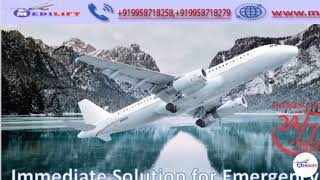 Select Medilift ICU Emergency Air Ambulance Service in Silchar