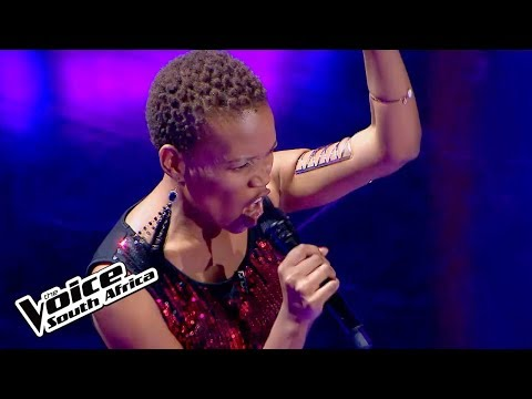 Slindo Zondo – 'The Show Must Go On' | KnockOuts | The Voice SA | M-Net