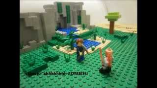 preview picture of video 'LEGO Minecraft Adventures Of Steve.'