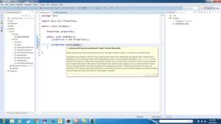 How To Use Properties File in Selenium