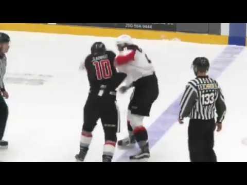 Josh Anderson vs. Tanner Jeannot