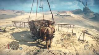 Mad Max #1 летаем на воздушном шаре