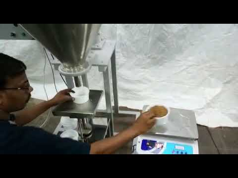 Turmeric Powder Filling Machine