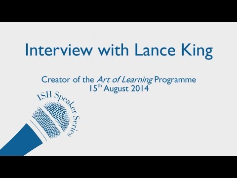 An interview with Lance King