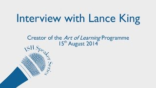 Interview with Lance King
