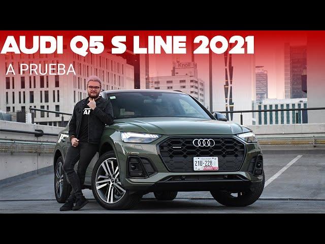 Audi Q5 2021, a prueba: un SUV premium que infusiona la tecnología en confort