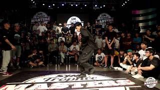 Bboy Solo 1on1 Best8-1 Bboy Taower Vs Bboy Sky 20170729 SYM Trophee Masters Taiwan