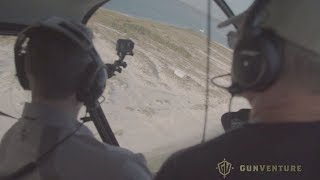 Helicopter Tour of the Florida Panhandle: GunVenture| S2 E8 P1
