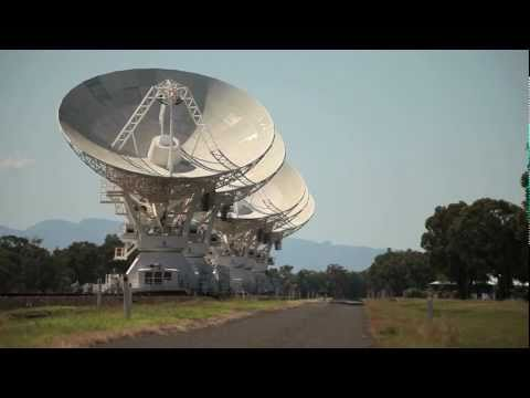 Watch CSIRO's Telescope Compact Array Dance Like Ballerinas