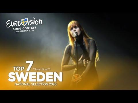 🇸🇪: Eurovision 2020 - Melodifestivalen 2020 - Semi-Final 2 - Top 7