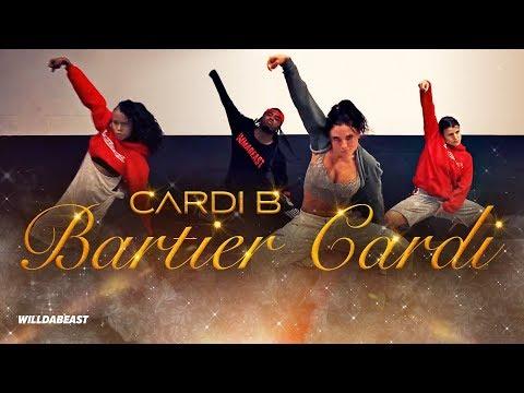 Cardi B - Bartier Cardi - Choreography by @Willdabeast__  - #TMillyTV