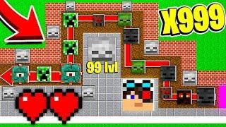 ИЗИ ТАКТИКА ПОБЕДЫ! МЕНЯ НЕРЕАЛЬНО ПОБЕДИТЬ! ТД МАЙНКРАФТ! | Minecraft Tower Defence