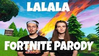 Bbno$ & Y2k   Lalala (Official Fortnite Parody Video) Reprod. Scuffy