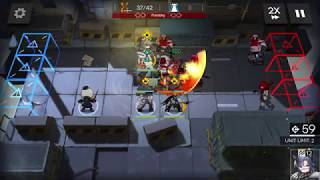 Flamebringer  - (Arknights) - [Arknights] It's CE-5 but E1 Level 70 Flamebringer is the one doing majority of damage.