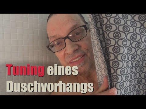 Duschvorhang optimieren - DIY - Für angenehmstes Duschen am Morgen und am Abend - IKEA