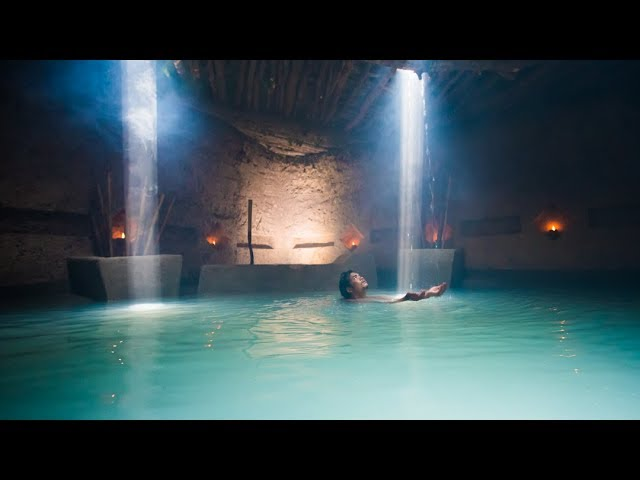Build the Most Secret Underground Swimming Pool Villa by Ancient Skills