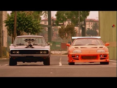 The Fast And The Furious Commercial (2014 - 2015) (Television Commercial)