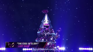 "Tree sings ""Edge Of Glory"" by Lady Gaga 