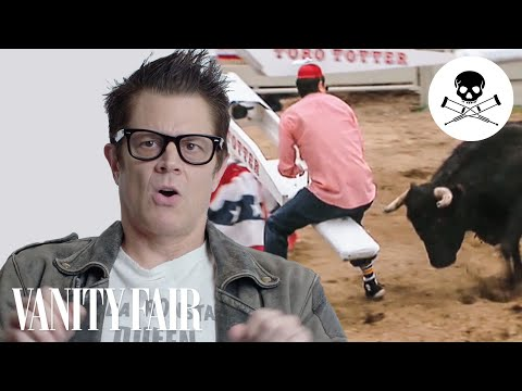 Johnny Knoxville Breaks Down Every Injury of His Career | Vanity Fair