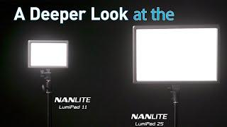 NanLite LumiPads